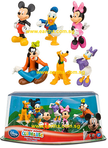 imaison  Fisher Price  T2823  Mickey Mouse Club House Figurine Donald